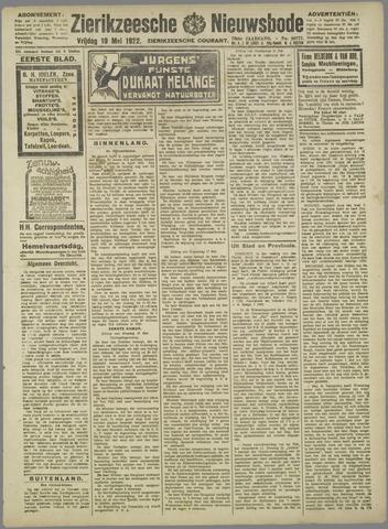 Zierikzeesche Nieuwsbode 1922-05-19
