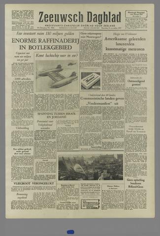 Zeeuwsch Dagblad 1957-11-23