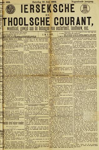 Ierseksche en Thoolsche Courant 1902-06-21