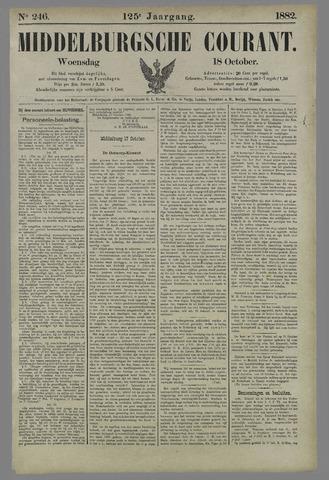 Middelburgsche Courant 1882-10-18