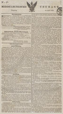 Middelburgsche Courant 1834-04-15