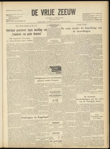 de Vrije Zeeuw 1957-02-28