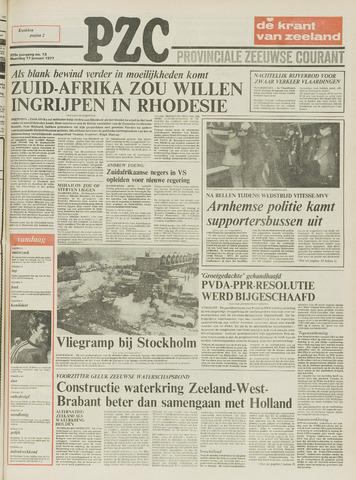 Provinciale Zeeuwse Courant 1977-01-17