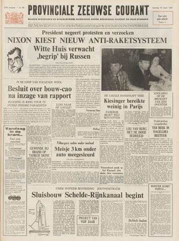 Provinciale Zeeuwse Courant 1969-03-15