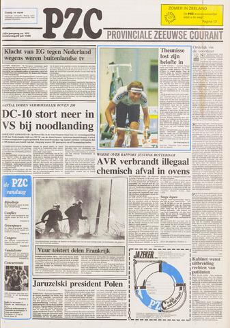 Provinciale Zeeuwse Courant 1989-07-20