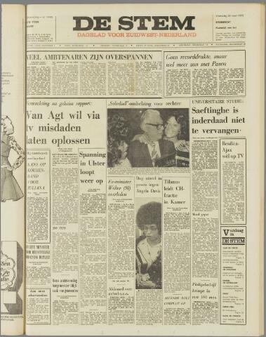 de Stem 1972-03-29