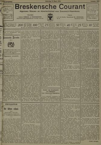 Breskensche Courant 1934-03-31