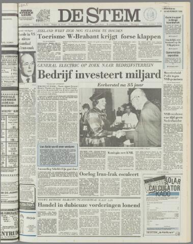 de Stem 1986-11-26