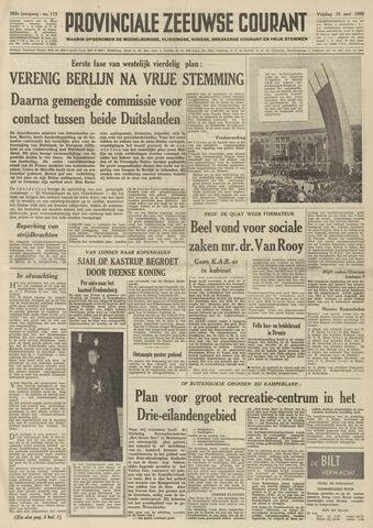 Provinciale Zeeuwse Courant 1959-05-15