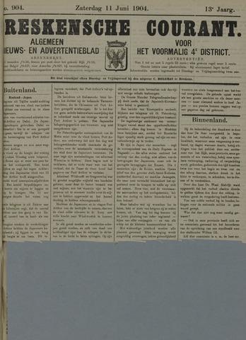 Breskensche Courant 1904-06-11