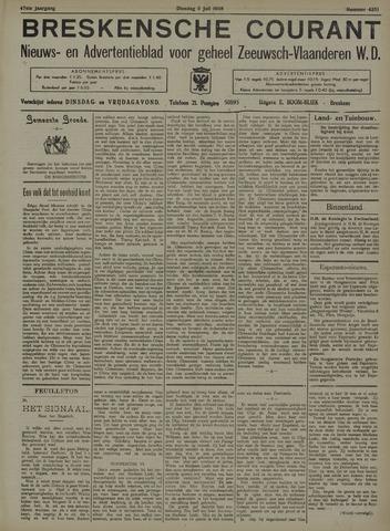 Breskensche Courant 1938-07-05