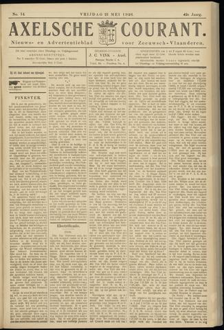 Axelsche Courant 1926-05-21