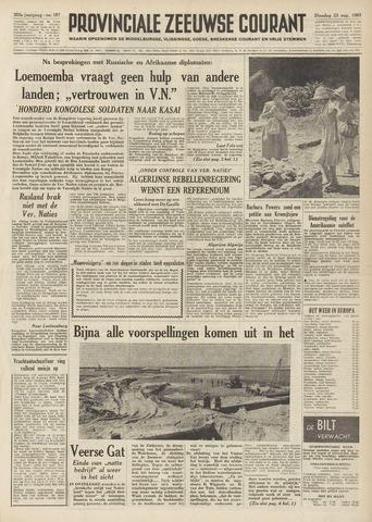 Provinciale Zeeuwse Courant 1960-08-23