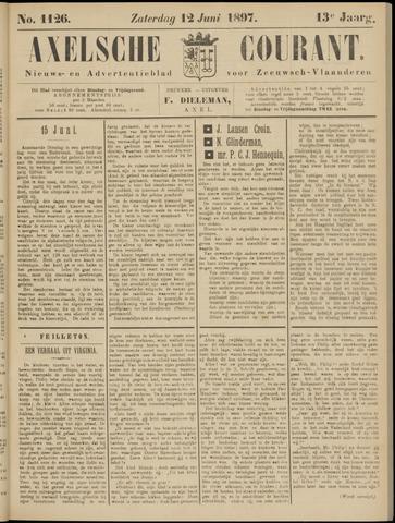 Axelsche Courant 1897-06-12