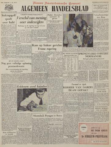 Watersnood documentatie 1953 - kranten 1953-09-24