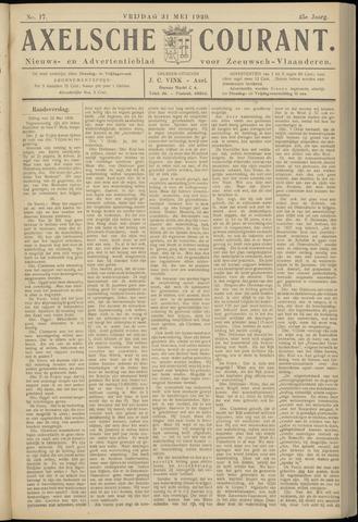Axelsche Courant 1929-05-31