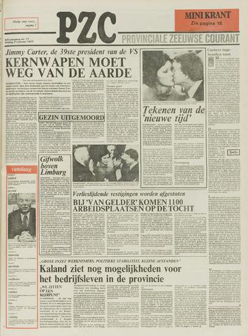 Provinciale Zeeuwse Courant 1977-01-21