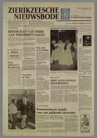 Zierikzeesche Nieuwsbode 1975-08-12