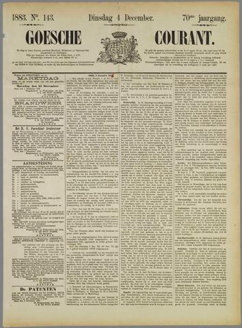 Goessche Courant 1883-12-04