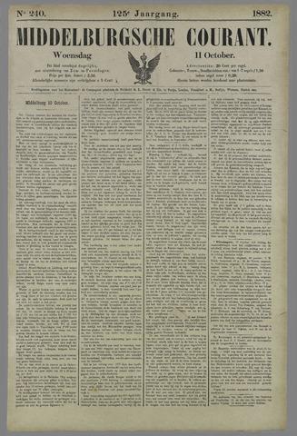 Middelburgsche Courant 1882-10-11