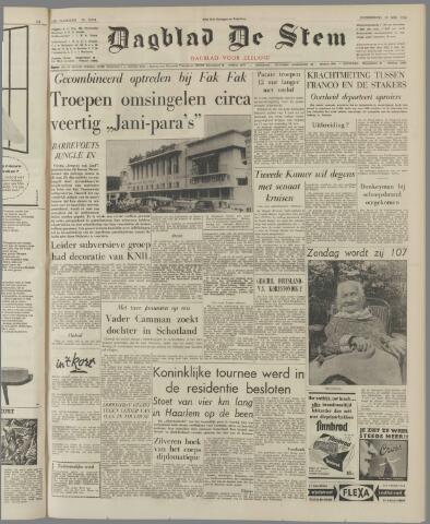 de Stem 1962-05-10