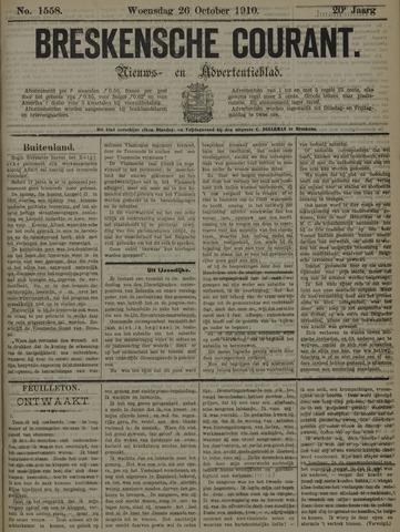 Breskensche Courant 1910-10-26