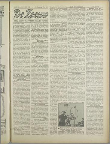 De Zeeuw. Christelijk-historisch nieuwsblad voor Zeeland 1944-05-31