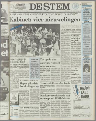 de Stem 1986-07-12
