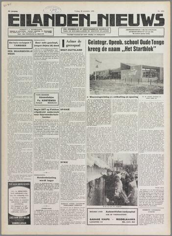 Eilanden-nieuws. Christelijk streekblad op gereformeerde grondslag 1976-11-26