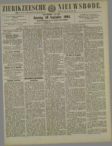 Zierikzeesche Nieuwsbode 1904-09-10