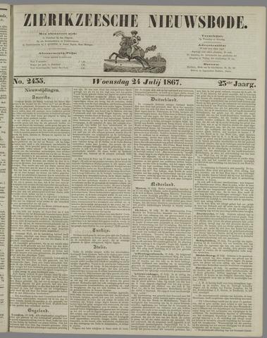 Zierikzeesche Nieuwsbode 1867-07-24