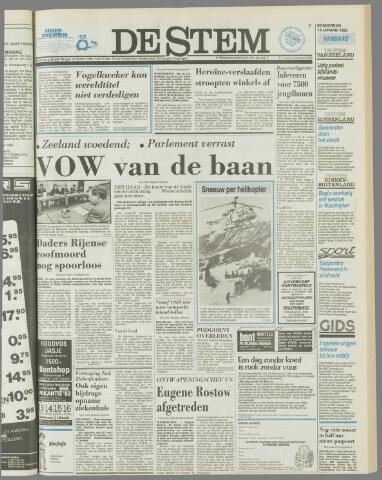 de Stem 1983-01-13