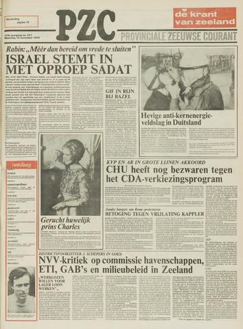 Provinciale Zeeuwse Courant 1976-11-15