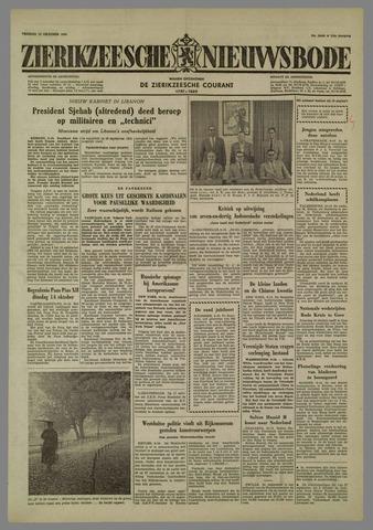 Zierikzeesche Nieuwsbode 1958-10-10