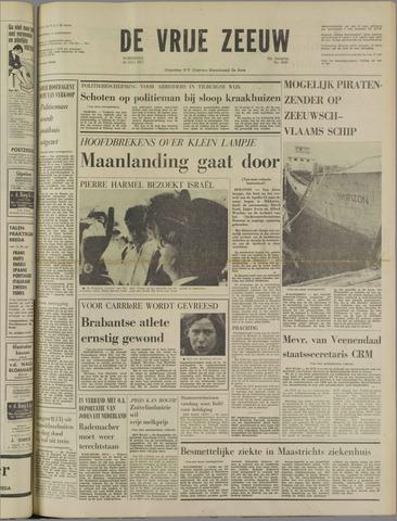 de Vrije Zeeuw 1971-07-28