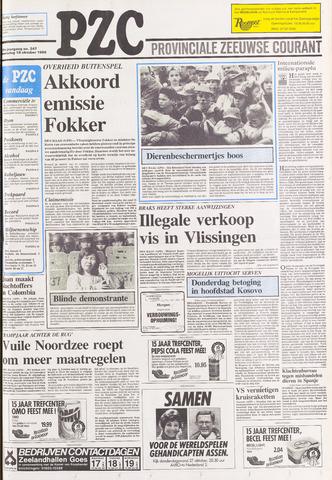Provinciale Zeeuwse Courant 1988-10-19