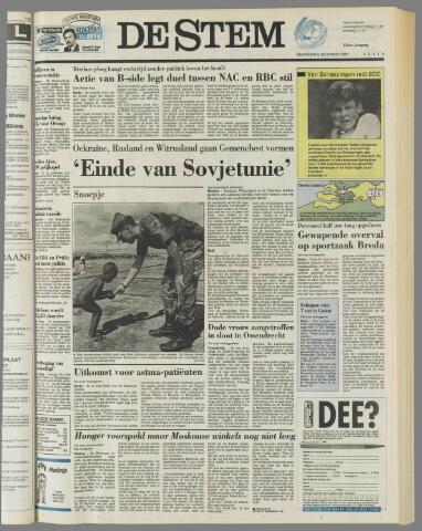 de Stem 1991-12-09