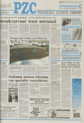 Provinciale Zeeuwse Courant 1995-02-15