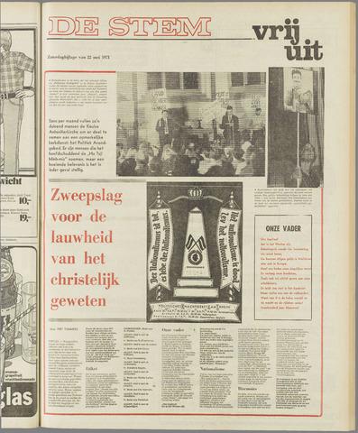 de Stem 1971-05-22