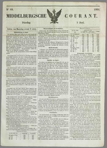 Middelburgsche Courant 1866-03-05