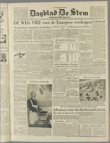 de Stem 1953-09-08