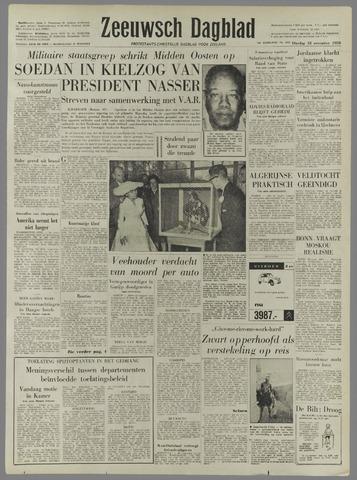 Zeeuwsch Dagblad 1958-11-18