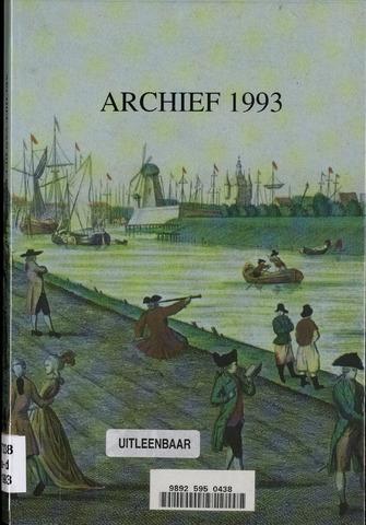 Archief 1993-01-01