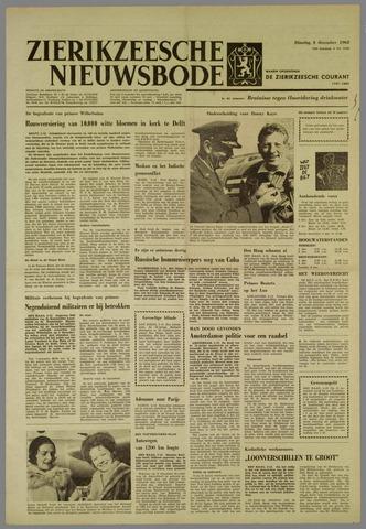 Zierikzeesche Nieuwsbode 1962-12-04