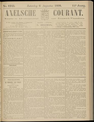 Axelsche Courant 1898-08-06