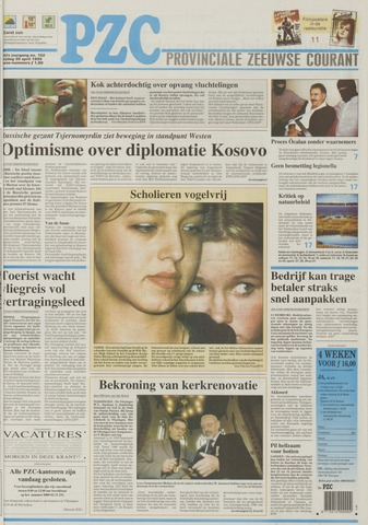Provinciale Zeeuwse Courant 1999-04-30