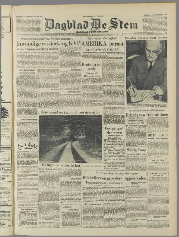 de Stem 1950-12-18