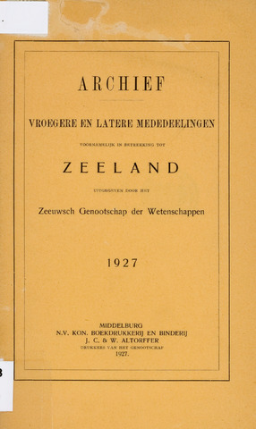 Archief 1927-01-01