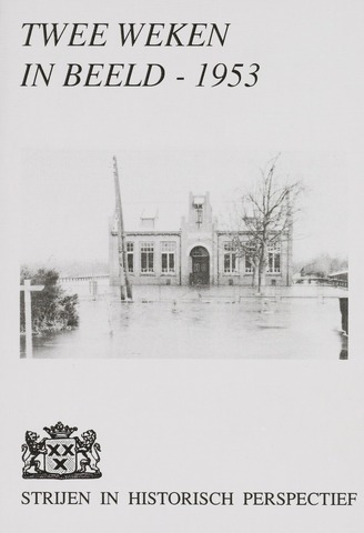 Watersnood documentatie 1953 - brochures 1994