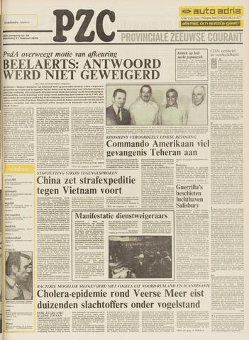 Provinciale Zeeuwse Courant 1979-02-21